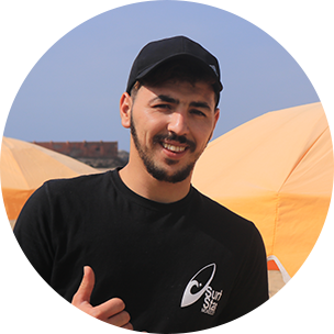 Team member Surf Star Morocco Surfing Holidays