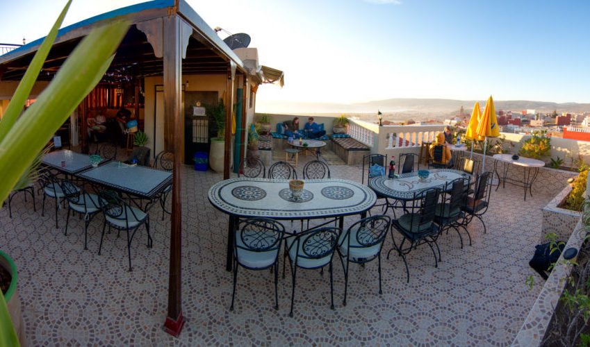 Bed and Breakfast Taghazout bay Surf Star Morocco