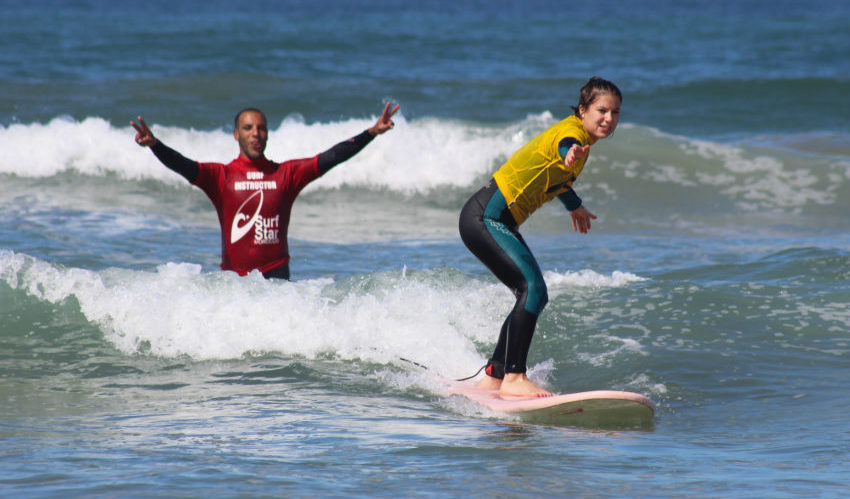 Surf Coaching Holidays Surf Star Morocco