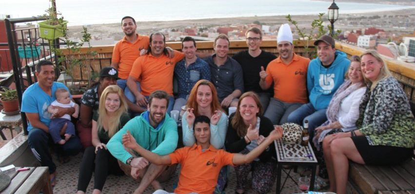 Team Surf Camp Morocco Surf Star