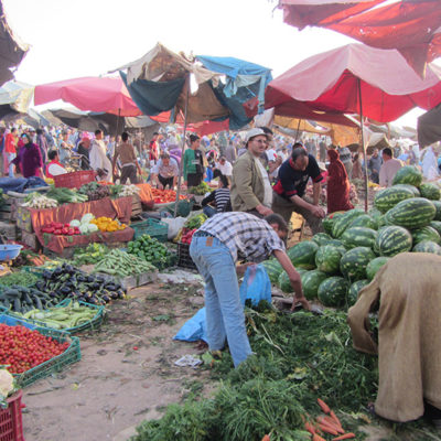 Buying Tagines and Exploring the Souk with Surf Star Morocco