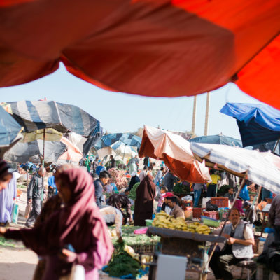 Exploring Moroccan Souks with Surf Star Morocco